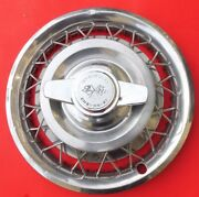 1962 -1963 Chevrolet Impala Chevy 11 Nova Corvair 14 Wire Wheel Cover Our Best