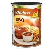 12 Cans Of St-hubert Bbq Sauce 398ml Each Can From Canada