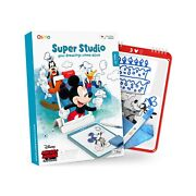 Osmo - Super Studio Disney Mickey Mouse Friends Ages 5-11 3.52 Ounces Real-life