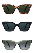 Warby Parker New Beale Sunglasses Polarized Uv Protection Unisex Authentic