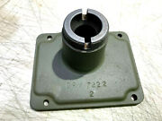 Ww2 T84 Transmission F Marked Ford Gpw Jeep Shift Tower Cover Original Part