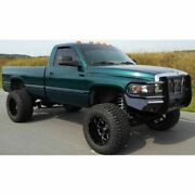 Steelcraft Hd12200r Black Hd Front Bumper For 1994-2002 Dodge Ram 2500/3500 New