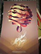Mulholland Drive Kevin Tong Mondo Signed Ap Edition Direct From Kevin