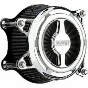 Vance And Hines Chrome Vo2 Blade Air Cleaner Filter Harley M8 Softail 18-up
