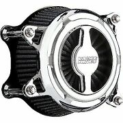 Vance And Hines Chrome Vo2 Blade Air Cleaner Filter Harley Twin Cam 99-17