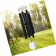 Astarin Large Wind Chimes Outdoor Deep Tone,45inch Sympathy Wind Chimes For O...
