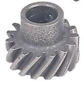 Msd Ignition 85832 Distributor Gear Iron .468in Sbf 289 302