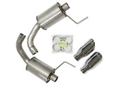 Roush Performance Parts 421834 Axle Back Exhaust Kit 15-16 Mustang Gt