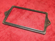 1961-1964 Ford F100 F250 F-series Truck Nos 40 Amp Battery Hold Down Clamp
