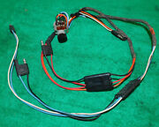 1966-67 Lincoln Continental Galaxie Nos Radio Rear Speaker Fader Control Switch