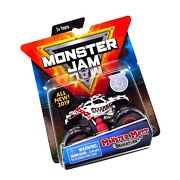 Monster Jam Monster Mutt Dalmatian Diecast With Figure And Poster