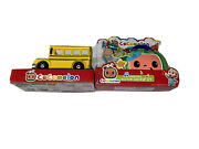 Cocomelon Musical Check Up Set And The Bus - This Is A Great Gift For Your Child