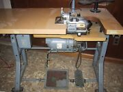 Commercial Sewing Machines Used