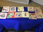 Vintage Hallmark Greeting Cards 40andrsquos 50andrsquos 7 Foldout Posters 4 Booklet 11 Lot
