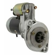 Starter For Thermo King Engine Various Models 1996-on Yanmar Diesel Shi0179
