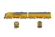 Athearn Genesis Athg22854 Ho F3 A/b W/ Dcc And Sound Union Pacific Up 1451/1432b