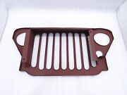 Willys Jeep Mb Ford Gpw 41-45 Front Grill Steel