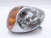 Head Lamp Assembly Left Can Fits To Hyundai Amica / Atoz 1.0/1.1