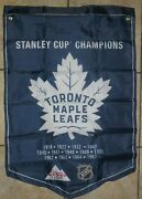 Only One Left Coors Light Stanley Cup Champs Banner Toronto Maple Leafs