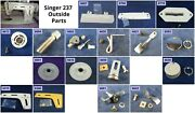 Singer Sewing Machine Model 237 - Choose Your Parts Free Shipping Over 25