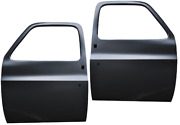 73-76 Chevy/gmc Truck Lh And Rh Side Door Shells New Tooling/best Fit Guarantee