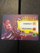 Marvel Overpower - Sentinels Character - 1996 - Nm/mint