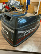 1998 Force 40 Hp 2 Stroke Outboard Engine Top Cowl Hood Freshwater Mn