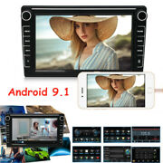 Android 9.1 Quad-core Ac8227l A7 1.3 Ghz Car Stereo Mp5 Radio Player Lcd Display