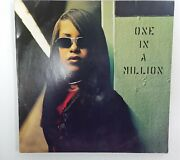 Aaliyah One In A Million Original Double Record Lp Vinyl Insert Stamped With W