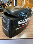 2014 Suzuki Df 40 Hp 4 Stroke Outboard Engine Top Cowl Cover Hood Freshwater Mn