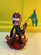 Mighty Fine My Little Pony Future Twilight Sparkle Limited Edition Vinyl Statue