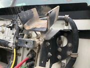 2014 Western Star Trucks 4900fa Left Upper Hood Rest And Bracket Bolts To Cowl
