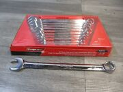 Snapon Snap On Wrench Set Soex710 Flank Drive Set New 11 Pieces