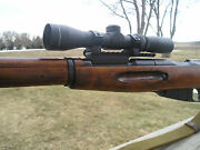 Low Profile Mosin Nagant Scope Mount For The 91/30 Picatinny Style Rail. Usa