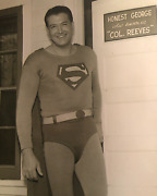 George Reeves 1950s Superman Personally Owned Kentucky Colonel Award Certificate