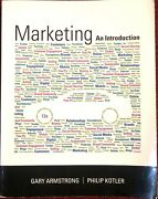 Marketing An Introduction 12th Edition By Armstrong Gary Kotler Philip