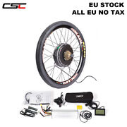 Csc Pedal Assist Electric Bike 1500w Mtx33 Mtx39 E Bicycle Rear Motor Engine Kit