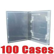 Lot Of 100 - Replacement Universal Video Game Case [bulk] - Ugc Cases