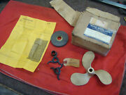 Vintage Outboard Michigan Propeller 46 47 48 49 50 51 52 53 Elgin 5 And 6 Hp Am300