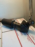 Vintage Wwii Tank Monocular Axis/german Tan D.f. Sold As Is