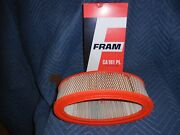 Fram Aircraft Air Filter Nos P/n Ca161pl Fits Pa23 And Pa260 And Most Pipers