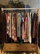 Home Business Opportunity 123 Used Skirts, Hangers And Racks For Sale