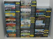 Nintendo Gamecube Games Complete Fun You Pick And Choose Video Game Good Titles