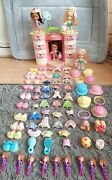 Vintage Fisher Price Snapand039n Style Dollsaccessories Bundlefree Sofia Dolls