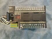Omron Sysmac Cp1h-xa40dt-d Plc Controller - New Old Stock