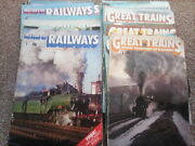 History Of The Railways And Great Trains Magazines 47 Of 48 Issued