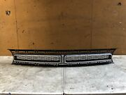 2015 To 2018 Dodge Challenger Lower Grille Grill Oem Used