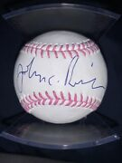 John C Reilly Signed Baseball For Love Of The Game Autographed Rare Pink Romlb
