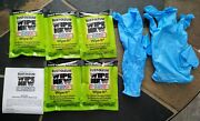 Rust-oleum, Wipe New Recolor Kit, 2.5 Oz - 5 Wipes And 1 Pair Gloves