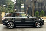 22andrdquo Range Rover Sport/vouge Style 7 Black Polish Face Wheels And Tyres X4 New X 4
